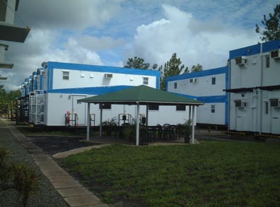 trailers modulares
